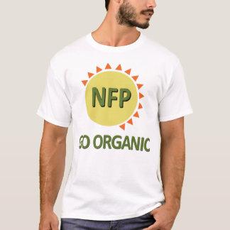 Go Organic, Practice NFP! T-Shirt