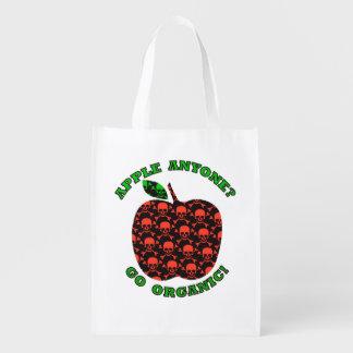 Go Organic! Reusable Grocery Bag