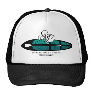 Go Paddle! Trucker Hat