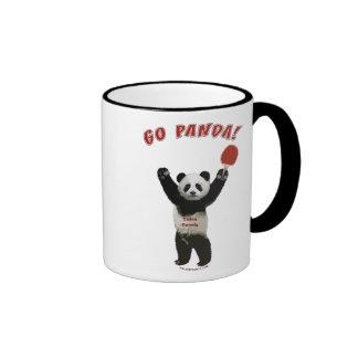 Go Panda Ping Pong Mug