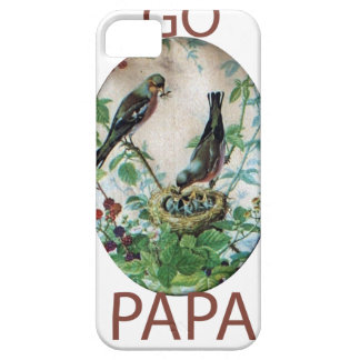 Go Papa iPhone 5 Cover