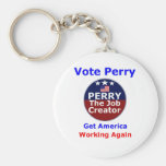 Go Perry 2012 Keychain