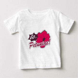 Go Petunias! Baby T-Shirt
