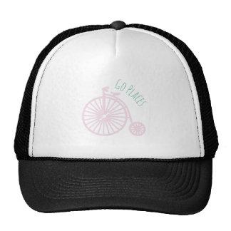 Go Places Trucker Hat