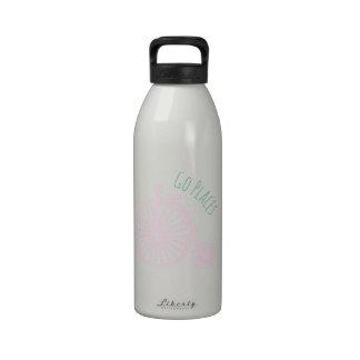Go Places Reusable Water Bottle