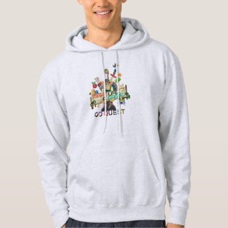 Go Quest Male Hoodie