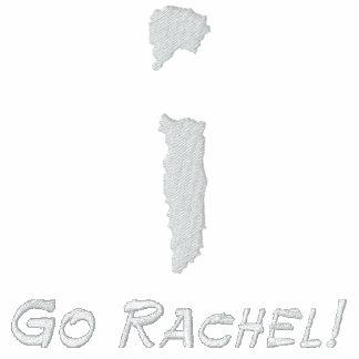 Go Rachel - Rachel Alexandra Embroidered Shirt