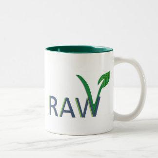 go raw coffee mug