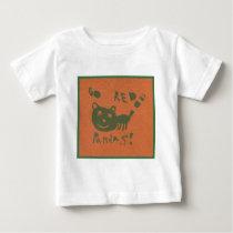 Go Red Pandas Baby T-Shirt