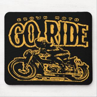 Go Ride Mousepad