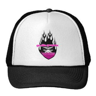 Go-Rilla Graphix Logo Trucker Hat