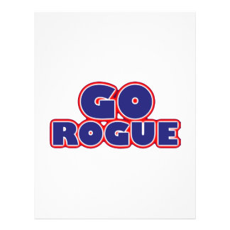 Go Rogue Flyers