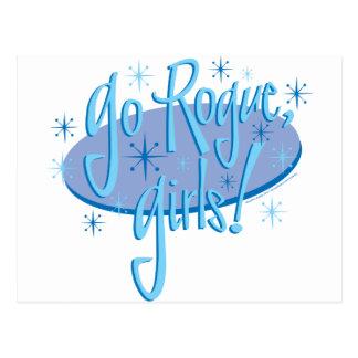 go-rogue-girls postcard