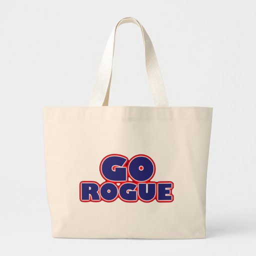Go Rogue Tote Bags