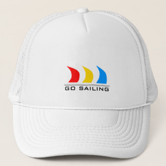 Go Sailing Trucker Hat