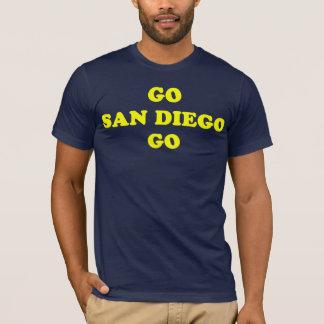 Go San Diego Go T-Shirt