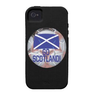 Go Scotland Case-Mate iPhone 4 Case