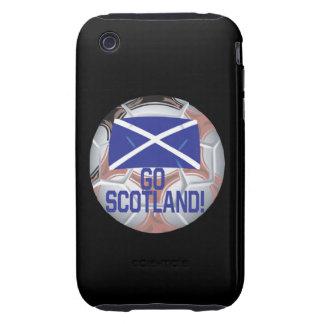 Go Scotland iPhone 3 Tough Covers