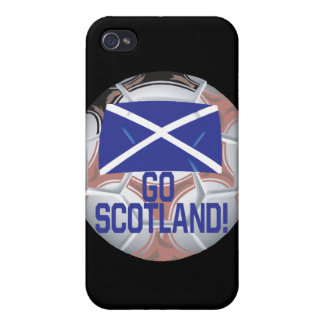 Go Scotland iPhone 4 Cases