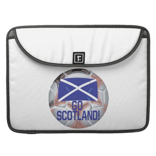 Go Scotland Sleeves For MacBook Pro