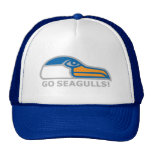 Go Seagulls Mesh Hats