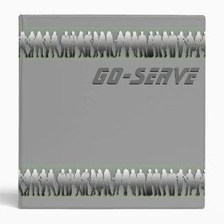 Go-Serve Notebook Binders