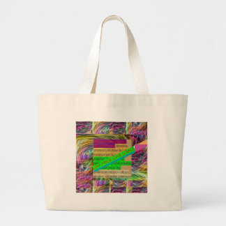 Go SHOPPING : Wear a LOW PRICE tag SHIRT BUTTON Jumbo Tote Bag