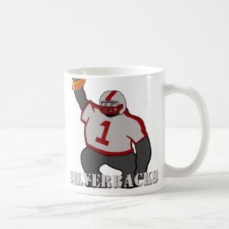 GO SILVERBACKS!! COFFEE MUG