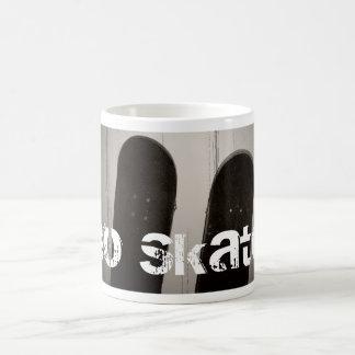 """""""Go Skate"""" mug"""