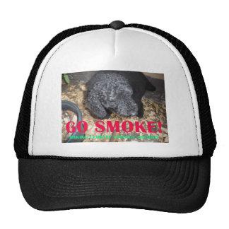 GO SMOKE HATS