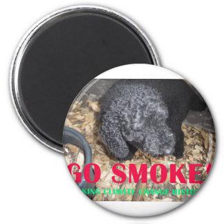 GO SMOKE MAGNET
