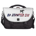 Go Snowden Go! Bag For Laptop