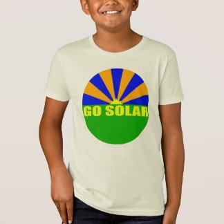 Go Solar Environmental T-Shirt