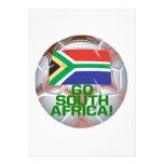 Go South Africa Personalized Announcements