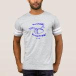 Go Sportsball! - blue T-Shirt
