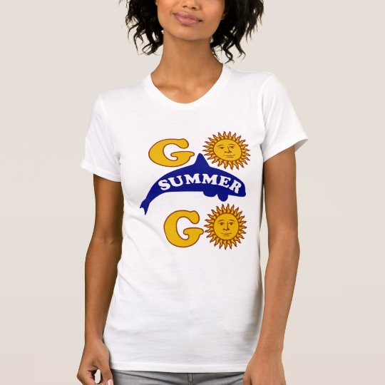 Go, Summer, Go T-Shirt