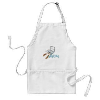 Go Surfing Adult Apron