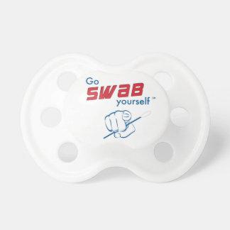 Go Swab Yourself Pacifier