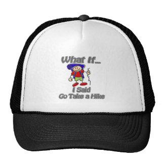 Go Take a Hike Trucker Hat