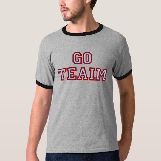 Go Teaim T-Shirt