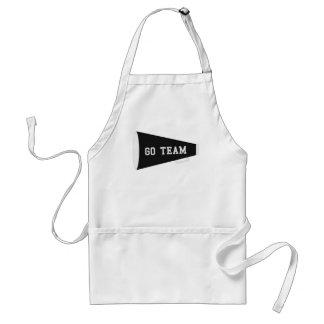 Go Team Adult Apron