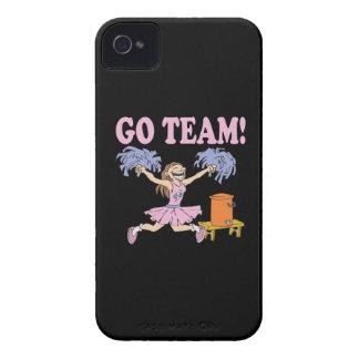 Go Team Case-Mate iPhone 4 Case