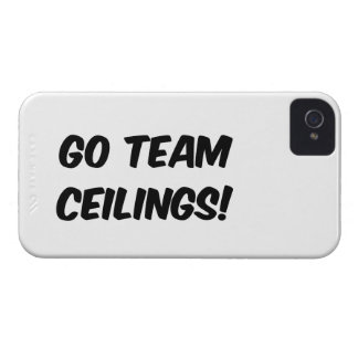 Go Team Ceilings Ultimate Fan Case-Mate iPhone 4 Case