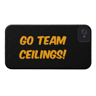 Go Team Ceilings Ultimate Fan iPhone 4 Case-Mate Case