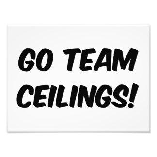 Go Team Ceilings Ultimate Fan Photo