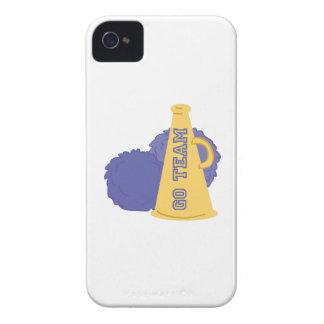 Go Team Horn iPhone 4 Cases