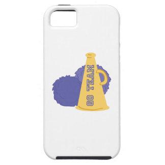 Go Team Horn iPhone SE/5/5s Case