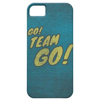 Go Team! I phone case