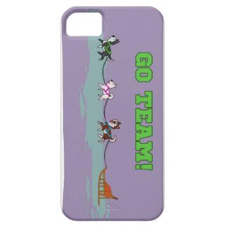 Go Team! iPhone 5/5S Case
