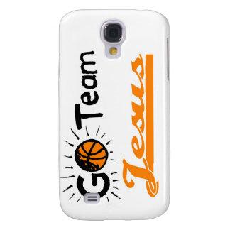 Go Team Jesus Christian Galaxy S4 Cover